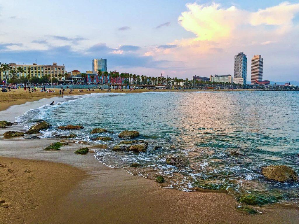 playas-de-barcelona